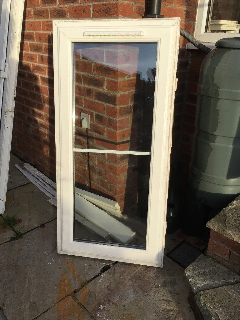 Upvc Window Opens Out