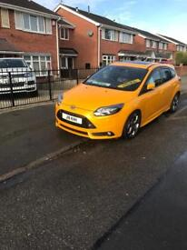 Ford Focus ST3 2014