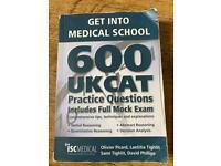 600 UKCAT Medical School book