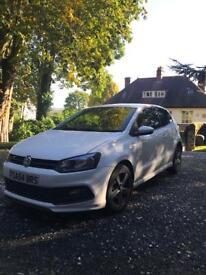 VW Polo R-Line £7,999 ONO