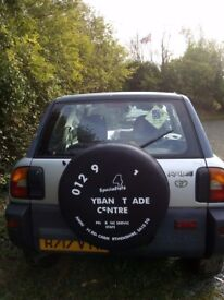 1997 Rav 4 Spares Or Repair £250
