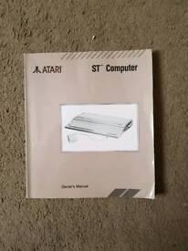 Atari st manual