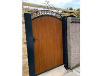 Metal Security door, security grills, metal gate, metal door