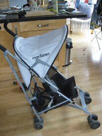Maclaren Volo pushchair/stroller