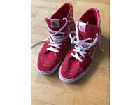 Vans off the wall size 11