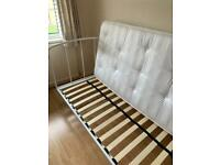 Single Bed and Mattress - NEW