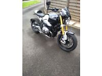 BMW R Nine T (R9T) Pampered Low Mileage 2014 Extras Included