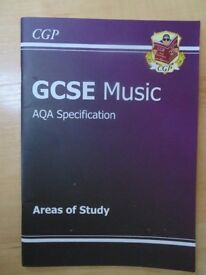 CGP GCSE MUSIC REVISION BOOK