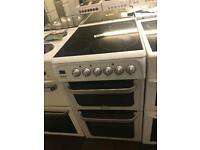 £140 HOTPOINT 50 CM WIDE - FULLY ELECTRIC COOKER- PLANET 🌎 APPLIANCE