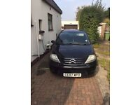 breaking a nice citroen c3 petrol black all the parts available