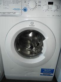 Indesit XWD71452W Innex A++ 7Kg 1400 Spin 16 Programmes Washing Machine White