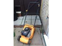 McCulloch Mower fully working no grass box