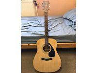 Acoustic Guitar - Yamaha F310 Natural