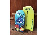 Body Boards (kids), Xtreme Academy 36 x1 and 1 x foam 'shark'