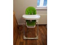 High Chair - Mamas & Papas Prima Pappa