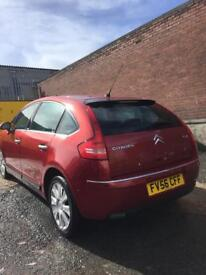 Citron C4 disel 2 letar good condition 9 month mot £1150