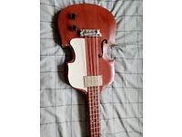 Baas Guitar (Gibson EB-1 project)