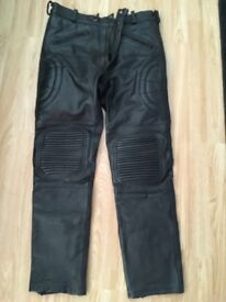 Leather trousers for sale