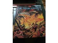 The Trigan Empire 1973 A fleetway Annual