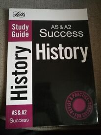 A-level History Textbook Study Guide AS and A2