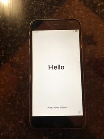 iPhone 6 Plus 64gb unlocked to any network
