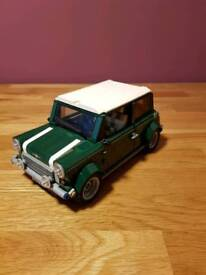 Lego collectors mini cooper