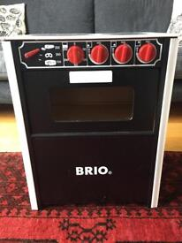 Brio play kitchen / stove