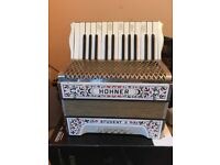Hohner Student 2 Piano Accordian