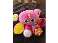 Lamaze Pink Learning Octopus