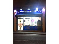 Fish & Chip Shop To Let
