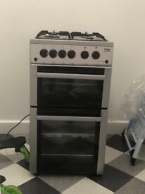 Beko has cooker was £400 been used once in immaculate condition!