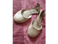 MONSOON GIRLS SHOES SIZE 2