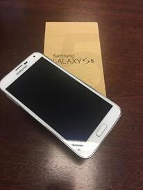 Samsung S5 16GB sim free/ any network. Grade A /Grade B