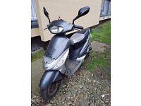Moped Baotian Scout 49