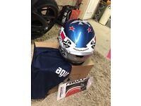 Crash helmet, AGV Guy Martin (Brand new)