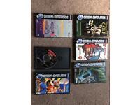 Sega Saturn Games x 5