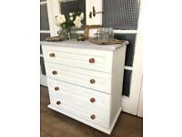 Pine Chest of drawers Free Delivery Ldn Shabby Chic