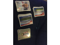 World Cup Panini Stickers for Swapping