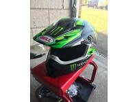 Bell Monster Helmet