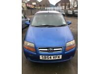 Daewoo Kalos Xtra Cool 1.1 Genuine Low Mileage