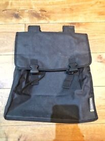 Good quality double bicycle bags 53l- 2 available