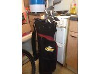 Crane golf clubs
