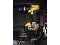Brand new de Walt drill