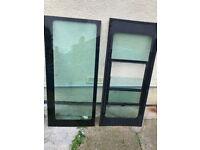 van window slilding and window fit all vans