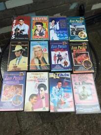 Elvis Presley - VHS's