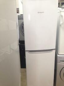 Hotpoint fridge freezer frost free