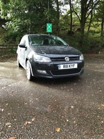 VW polo 1.6 tdi sel