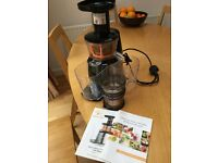 JR Ultra 6000 multi purpose slow juicer