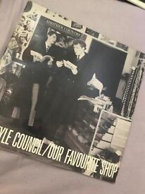 The Style Council Vinyl