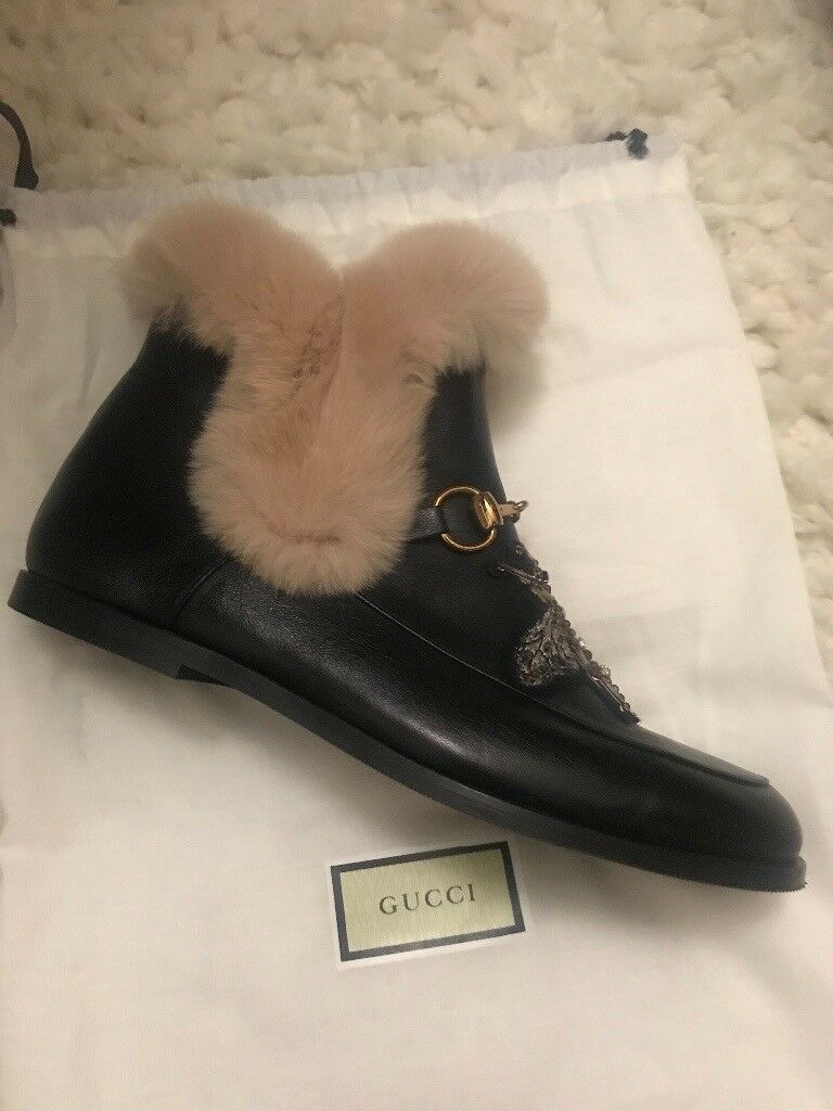 Gucci womens boots ab5d83ed35
